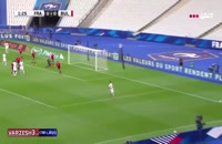 خلاصه مسابقه فرانسه - بلغارستان
