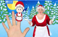 مجموعه آموزشی بونس پاترول - خانواده انگشتی در کریسمس