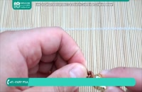 طرز ساخت دستبند شیک و ساده زنانه