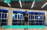 حرکات ورزشی زومبا