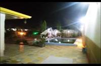 فروش باغ ویلا در مهرآذین ملارد