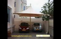 سایبان پارکینگ خودرو- سقف پارکینگ- سایبان ماشین-سقف چادری اتومبیل-پوشش سقف خودرو