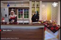شیرینی شکلات و نارگیل شیراز