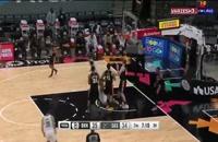 خلاصه بازی بسکتبال بروکلین نتس - سن آنتونیو اسپرز