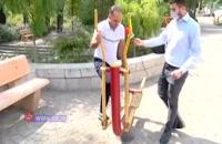 طریقه استفاده صحیح از وسایل ورزشی داخل پارک ها