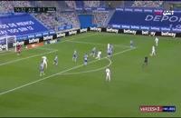 خلاصه مسابقه فوتبال آلاوس 1 - رئال مادرید 4