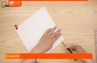 آموزش دوخت کیف - دوخت کیف دوشی