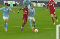 خلاصه بازی منچسترسیتی 1 - لیورپول 1 - هفته هشتم لیگ برتر انگلیس