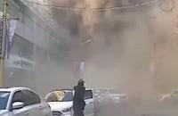۳ کشته و دهها زخمی در پی انفجار ناشی از گاز در شمال چین