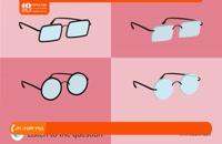 آموزش زبان ترکی - انتخاب عینک