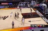 خلاصه بازی بسکتبال فینیکس سانز - بروکلین نتس