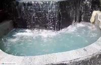 آبنما و آبشار یک پدیده بی نظیری هستند که به انسان آرامش لذت می بخشد باسنگهای کوهی طبیعی 09124026545
