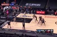 خلاصه بازی بسکتبال لس آنجلس کلیپرز - گلدن استیت