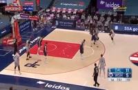 خلاصه بازی بسکتبال واشینگتن ویزاردز - دالاس ماوریکس