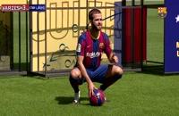 معارفه میرالم پیانیچ بازیکن جدید بارسلونا