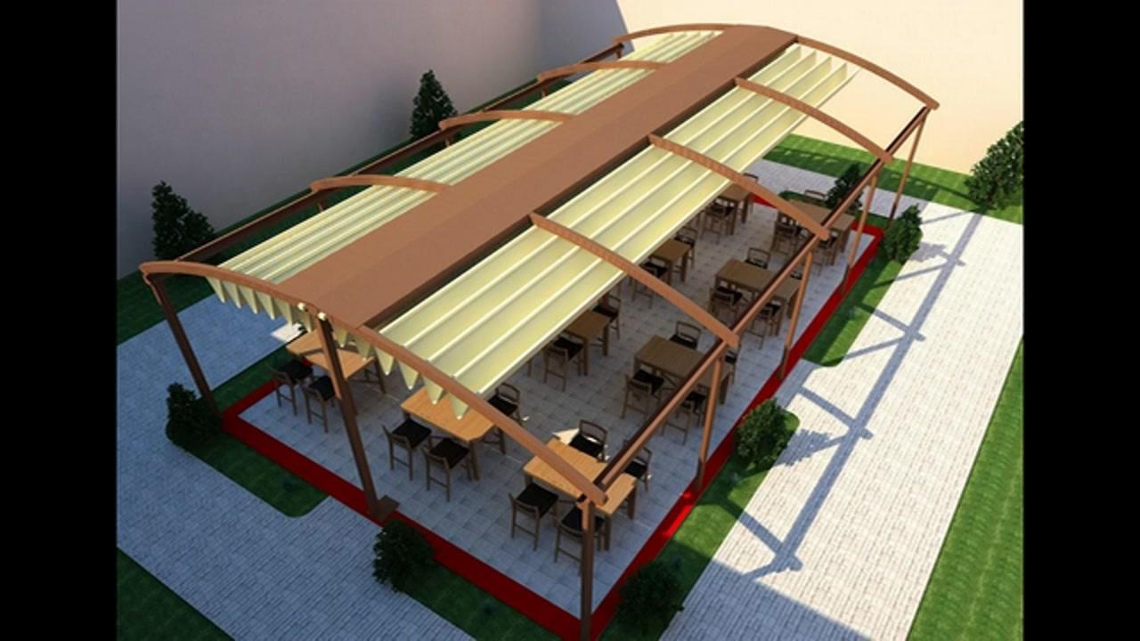 حقانی 09380039391-جدیدترین سیستم سقف متحرک کافه رستوران-زیباترین سقف بازشو حیاط رستوران بام