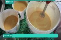 ساخت صابون شیر و عسل برای لطافت و زیبایی صورت