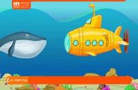 انیمیشن بونس پاترول - آموزش حیوانات دریایی