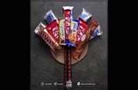 روش های خلاقانه هدیه دادن شکلات
