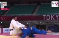 سومین طلا کاروان ایران بر گردن خیرالله زاده