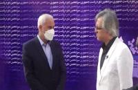 نابغه ی انتخابات آقای مهرعلیزاده(حتما ببینید)