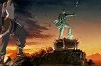سریال The Legend of Korra با دوبله فارسی فصل اول قسمت 4