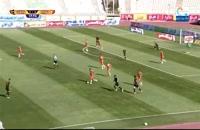 خلاصه مسابقه فوتبال سایپا 0 - سپاهان 1