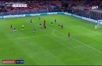 خلاصه بازی ایتالیا 1 - اسپانیا 2