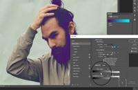 آموزش تنظیم رنگ عکس با Gradient Map در نرم افزار فتوشاپ
