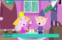 تقویت زبان انگلیسی در کودکان با انیمیشن بن و هالی