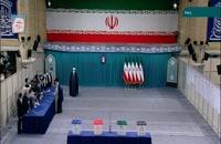 رای رهبر معظم انقلاب در اولین دقایق رأیگیری انتخابات 1400