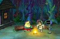 انیمیشن باب اسفنجی: کلبه ای در جنگل با دوبله فارسی SpongeBob: A Cabin in the Kelp