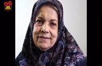 مراسم تشیع صدیقه کیانفر به روایت باکس افیس ایران