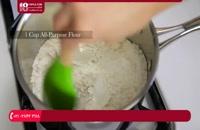 شیرینی پزی _ طرز تهیه شیرینی میکادو