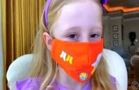 تشویق کودکان به زدن ماسک بهداشتی