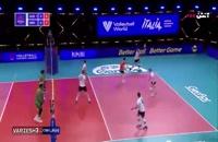 خلاصه بازی والیبال استرالیا - هلند