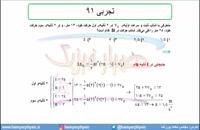 جلسه 54 فیزیک دوازدهم - حرکت با شتاب ثابت 22 تست تجربی 91 - مدرس محمد پوررضا
