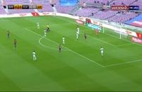 خلاصه بازی فوتبال بارسلونا 1 - الچه 0
