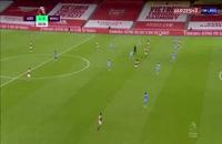 خلاصه مسابقه فوتبال آرسنال 2 - وستهام 1