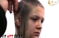 کلیپ آموزش کوتاه کردن اسپرت مو + مدل مو فشن