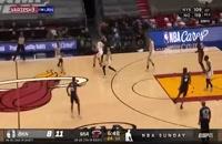 بسکتبال میامی هیت - بروکلین نتس