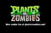 تریلر plants vs zombies 1 نسخه کامپیوتر