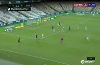 خلاصه بازی فوتبال رئال بتیس 2 - رئال مادرید 3