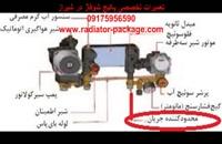 کاربرد محدود کننده جریان پکیج شوفاژ-نمایندگی تعمیر فروش پکیج بوتان ایران رادیاتور در شیراز