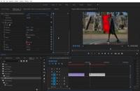 آموزش دو افکت برای موزیک ویدئو در پریمیر