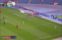 خلاصه مسابقه فوتبال فولاد ایران 1 - الوحدات اردن 0