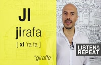 Learn Spanish: (5) Pronouncing the [JE] sound in Spanish