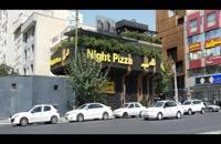 سایبان جمعشو رستوران عربی- سقف اتوماتیک کافی شاپ-پوشش متحرک سقف فضای نشینمن
