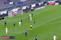 خلاصه مسابقه فوتبال یوونتوس 3 - لاتزیو 1