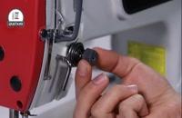 آموزش چرخ خیاطی راسته دوز رویانگ 102
